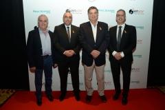 Raúl Pochintesta, Rodrigo Echeto, Horacio Fernández Ameglio, Diego Berna